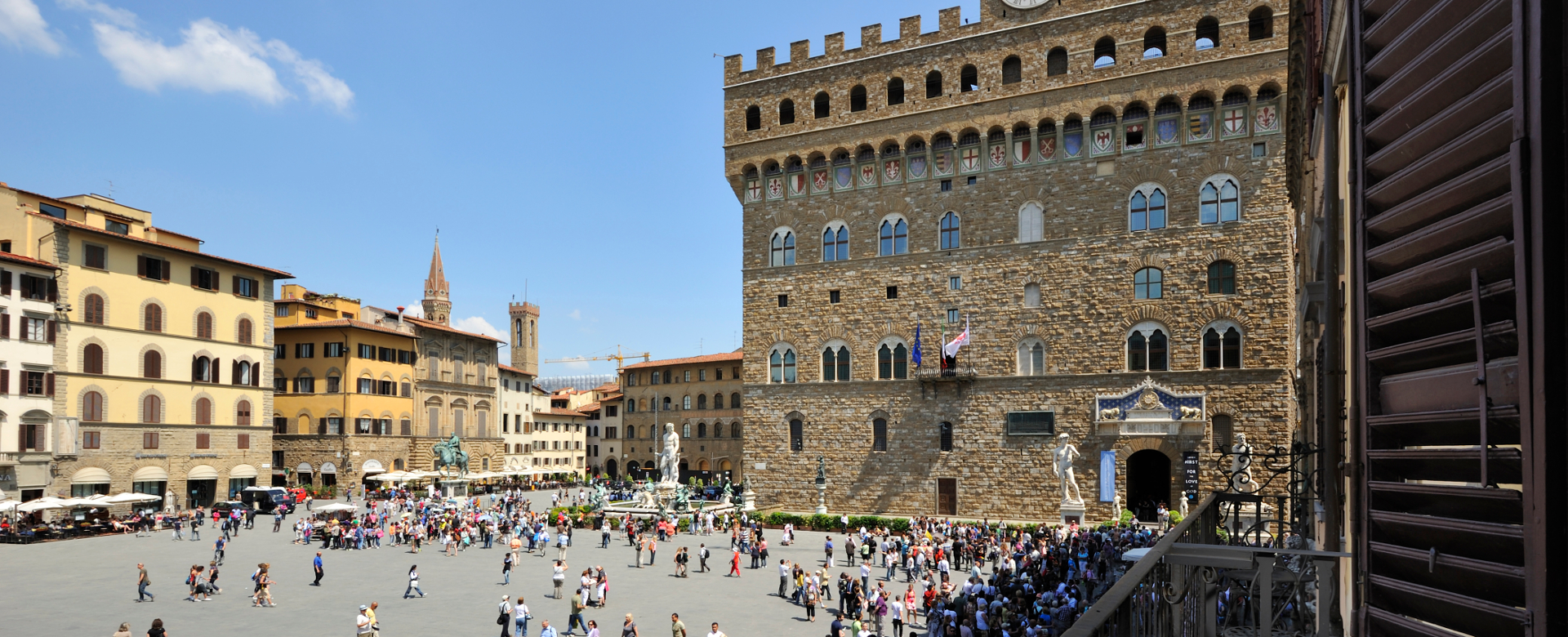 On the traces of the Battle of Anghiari at Palazzo Vecchio