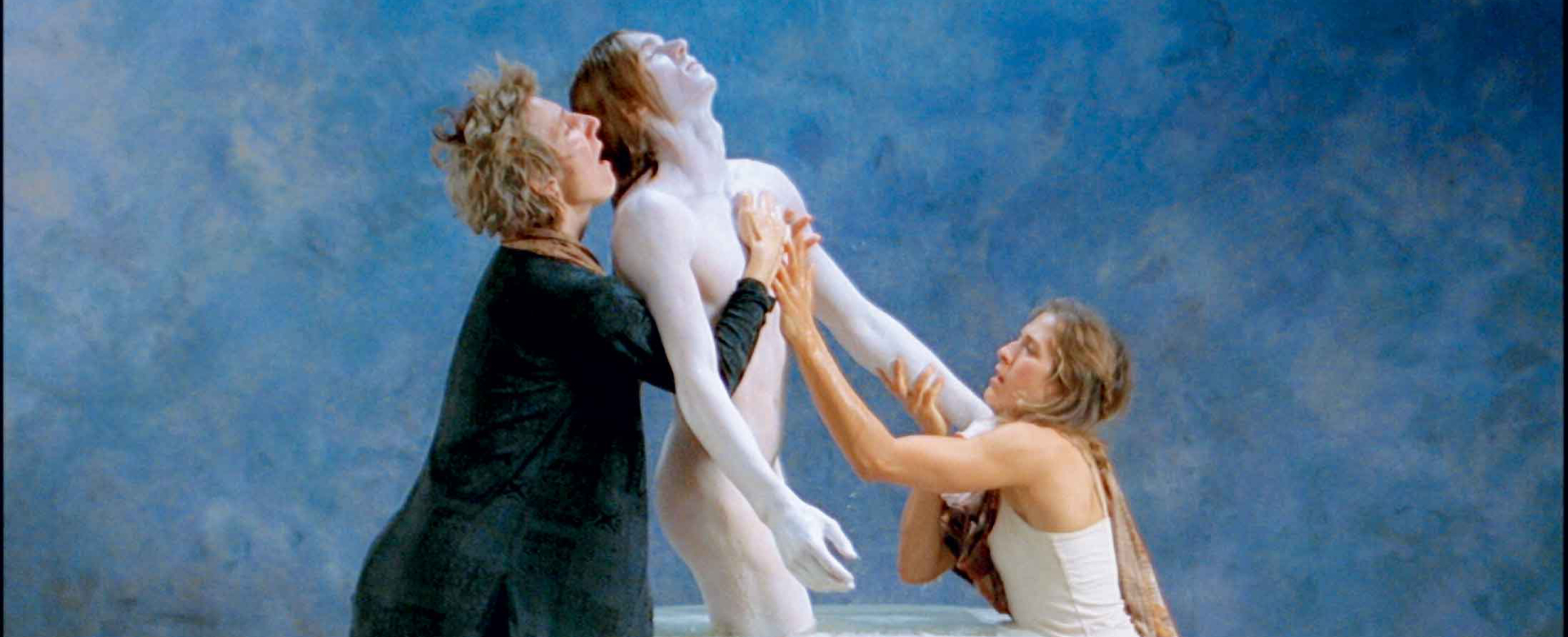 Exhibition bill viola in florence italy at palazzo strozzi - Bill viola a firenze ...