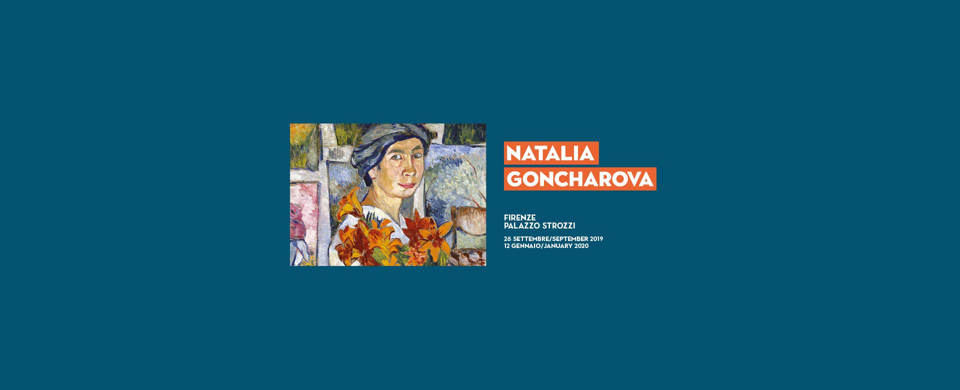 Natalia Goncharova exhibition at Palazzo Strozzi